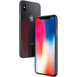 APPLE IPHONE X 64GB GRIS ESPACIAL | Quonty.com | MQAC2QL/A