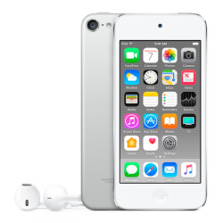 IPOD TOUCH 16GB PLATA | Quonty.com | MKH42PY/A