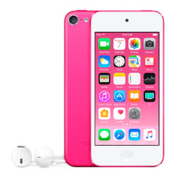 IPOD TOUCH 16GB ROSA | Quonty.com | MKGX2PY/A