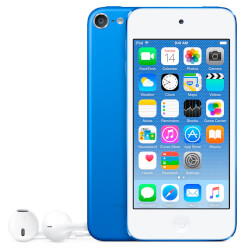 IPOD TOUCH 64GB AZUL | Quonty.com | MKHE2PY/A
