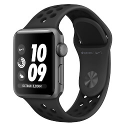 APPLE WATCH S3 NIKE+ 38MM CON CORREA NIKE ANTRACIA/NEGRO | Quonty.com | MQKY2QL/A