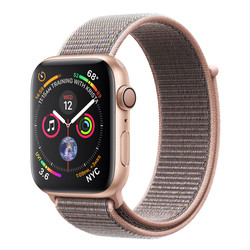 RELOJ INTELIGENTE APPLE WATCH SERIES 4 ROSA ARENA | Quonty.com | MU6G2TY/A
