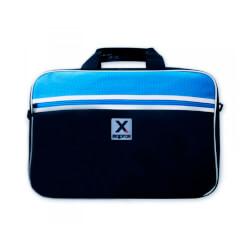 MALETIN APPROX SPORT BAG APPNBSP15LB 15,6'' NEGRO Y AZUL | Quonty.com | APPNBSP15LB