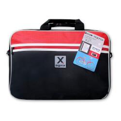 MALETIN APPROX SPORT BAG APPNBSP15R 15,6'' NEGRO Y ROJO | Quonty.com | APPNBSP15R