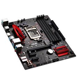PLACA ASUS B150M PRO GAMING INTEL1151 4DDR4 HDMI PCIE3.0 SATA3 USB3.0 ATX | Quonty.com | 90MB0QD0-M0EAY0