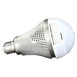 BOMBILLA LED CAMARA WIFI XM FAMILY 5MPX ANG.360° V.NOCTURNA | Quonty.com | B5-L
