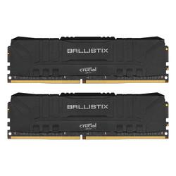 Crucial Dimm Ddr4 16gb (Kit2*8gb) 3000mhz Ballistix Black | Quonty.com | BL2K8G30C15U4B