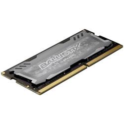 MEMORIA CRUCIAL SO-DIMM DDR4 8GB 2666MHZ (PC4-21300) CL16 BALLISTIX SPORT LT GREY | Quonty.com | BLS8G4S26BFSDK