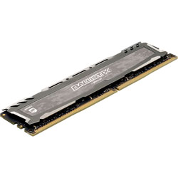 MEMORIA CRUCIAL DIMM DDR4 16GB 2400MHZ (PC4-19200) CL16 1.2V BALLISTIX SPORT LT GRIS | Quonty.com | BLS16G4D240FSB