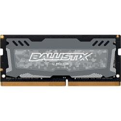 MEMORIA CRUCIAL SO-DIMM DDR4 8GB 2400MHZ (PC4-19200) CL16 SR | Quonty.com | BLS8G4S240FSDK