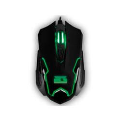 RATON B-MOVE VYPER GAMING OPTICO 1200-3200DPI USB LED | Quonty.com | BM-MOD06