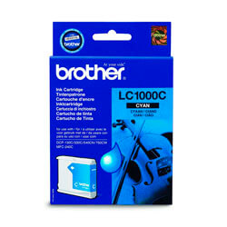 TINTA BROTHER LC1000C CYAN | Quonty.com | LC1000C