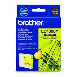 TINTA BROTHER LC1000Y AMARILLO | Quonty.com | LC1000Y