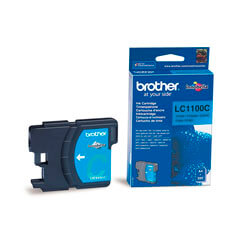 TINTA BROTHER LC1100C CYAN | Quonty.com | LC1100C