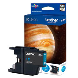 TINTA BROTHER LC1240C CYAN | Quonty.com | LC1240C