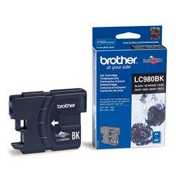 TINTA BROTHER LC980BK NEGRO | Quonty.com | LC980BK
