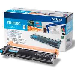 TONER BROTHER TN230C CIAN 1.400PAG | Quonty.com | TN230C