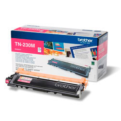 TONER BROTHER TN230M MAGENTA 1.400PAG | Quonty.com | TN230M