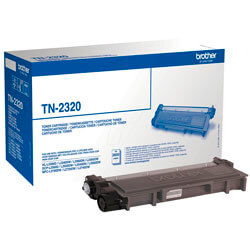 TONER BROTHER TN2320 NEGRO 2.600PAG | Quonty.com | TN2320