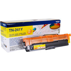 TONER BROTHER TN241Y AMARILLO 1.400PAG | Quonty.com | TN241Y