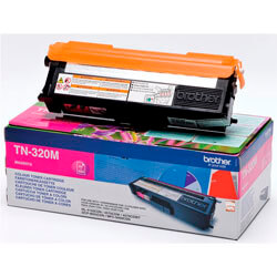 TONER BROTHER TN320M MAGENTA 1.500PAG | Quonty.com | TN320M