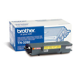 TONER BROTHER TN3280 NEGRO 8.000PAG | Quonty.com | TN3280