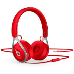 AURICULARES BEATS EP ON-EAR ROJO | Quonty.com | ML9C2ZM/A