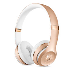 AURICULARES INALÁMBRICOS BEATS SOLO3 ORO | Quonty.com | MNER2ZM/A