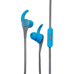 AURICULARES BEATS TOUR2 IN-EAR FLASH BLUE   Quonty.com   MKPU2ZM/A