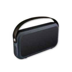 ALTAVOZ INALÁMBRICO BILLOW ZX9 GRIS - SISTEMA STEREO 2.0 - BLUETOOTH 4.1 - POTENCIA 10W - BATER A LARGA DURACI N - RANURA MICRO SD | Quonty.com | ZX9G