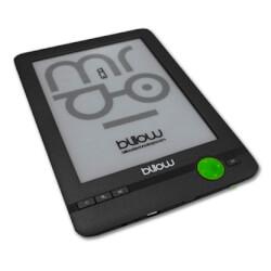 LIBRO ELECTRÓNICO BILLOW E03FL 6'' 800X600 4GB PANTALLA ILUMINADA | Quonty.com | E03FL