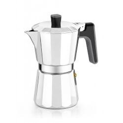Cafetera Bra Perfecta 6 Tazas Aluminio   Quonty.com   A170482