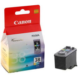 TINTA CANON CL38 COLOR | Quonty.com | 2146B001