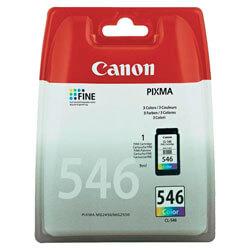 Tinta Canon Cl546 Color | Quonty.com | 8289B001