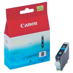 TINTA CANON CLI8C CYAN   Quonty.com   0621B001AA