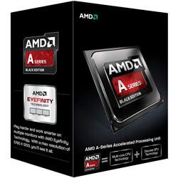 MICRO AMD FM2 X2 A6-7400K 3,5GHZ BOX BLACK EDITION | Quonty.com | AD740KYBJABOX