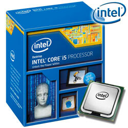 MICRO INTEL CORE I5-4460 3,20/3,40GHZ LGA1150 C/VENTILADOR BOX | Quonty.com | BX80646I54460