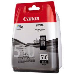 TINTA CANON PG510 NEGRO   Quonty.com   2970B001