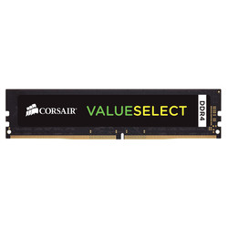 Corsair Dimm Ddr4 16gb 2400mhz Cl16 Value Select | Quonty.com | CMV16GX4M1A2400C16