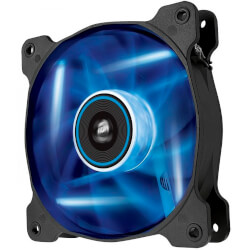Ventilador 12cm Corsair Af120-Led Leds-Azules | Quonty.com | CO-9050015-BLED