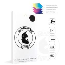 CRISTAL TEMPLADO PREMIUM BARBARIAN SHIELD XIAOMI MI8 | Quonty.com | BARBSHMI8