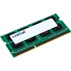 MEMORIA CRUCIAL SO-DIMM DDR3 4GB 1600HZ CL11 SR | Quonty.com | CT51264BF160B