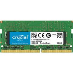 Memoria Crucial Sodimm Ddr4 16gb 2400mhz Cl17 Dr | Quonty.com | CT16G4SFD824A