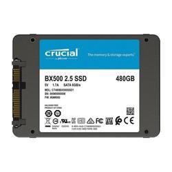 Disco Duro Ssd Crucial 2.5'' 480gb Sata3 Bx500 | Quonty.com | CT480BX500SSD1