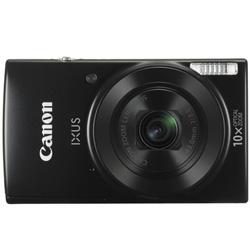 CAMARA DIGITAL CANON IXUS 190 NEGRA 20MPX LCD 2.7'' | Quonty.com | 1794C001AA