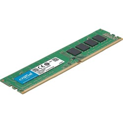 Crucial Dimm Ddr4 16gb 2400mhz Cl17 Dr | Quonty.com | CT16G4DFD824A