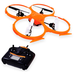 DRON DENVER DCH-330 CUADRICÓPTERO 30M 2MPX RADIOCONTROL | Quonty.com | DCH-330