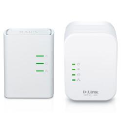 PLC / POWERLINE REPETIDOR WIFI DLINK DHP-W311AV 500MBPS | Quonty.com | DHP-W311AV