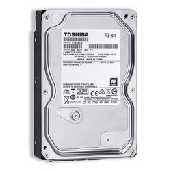 Disco Duro Hdd Toshiba 3.5'' 1tb 7200rpm 32mb Sata3 | Quonty.com | DT01ACA100