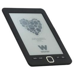 Libro Digital Woxter Scriba 195 Pearl 6'' Negro | Quonty.com | EB26-042